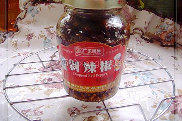 炸辣椒油的做法