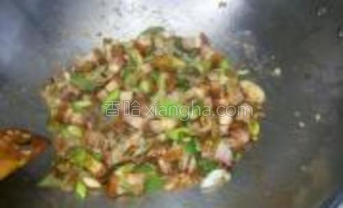 加点蚝油,鸡精粉就可以起锅了。是不是很简单咧!