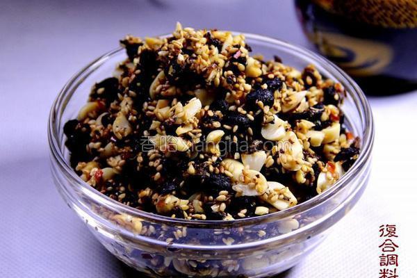 洋葱豆豉酥的做法
