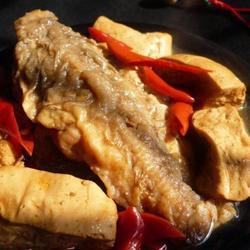 砂锅黄鱼豆腐的做法[图]