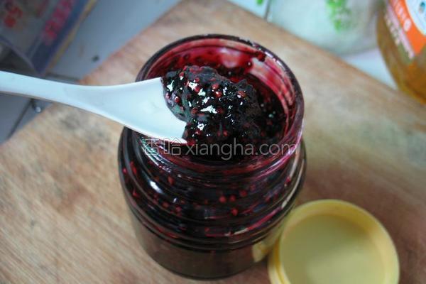桑葚果酱的做法