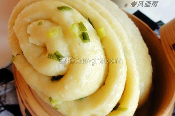 豆腐花卷的做法