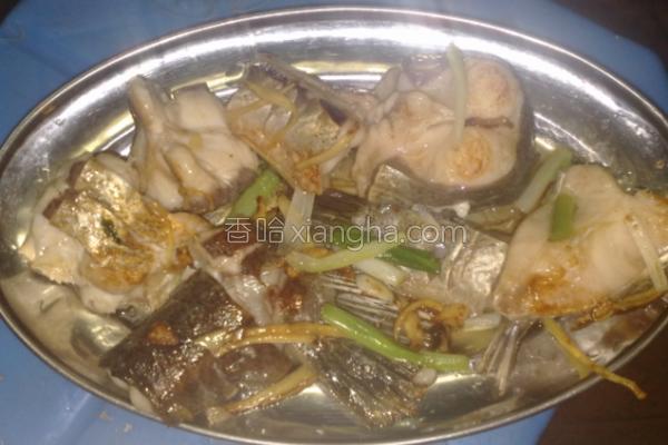 煎焗皖鱼肉的做法