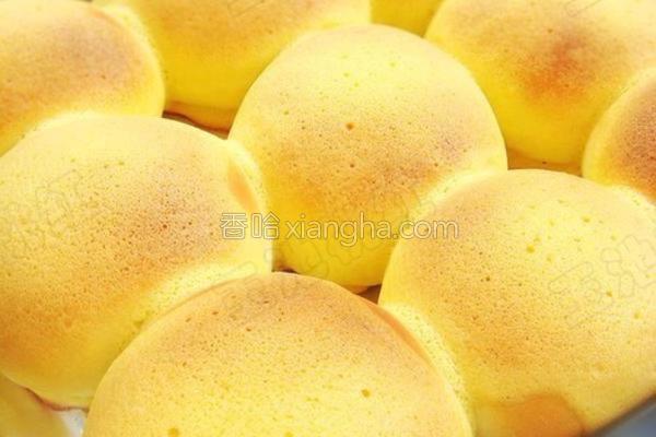 奶酥墨西哥面包的做法