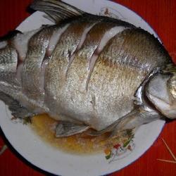 清蒸鱼的做法[图]
