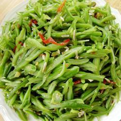清炒豆角丝的做法[图]
