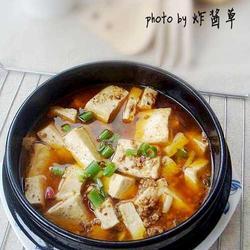 石锅鱼籽豆腐的做法[图]