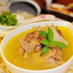 沙参玉竹老鸭汤的做法[图]