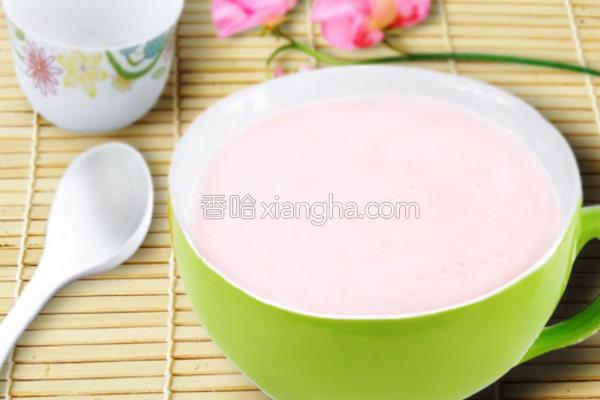 酸奶西瓜奶昔的做法
