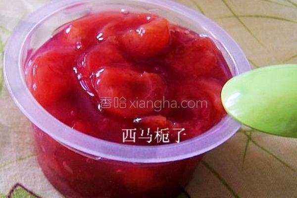 大果粒樱桃果酱的做法
