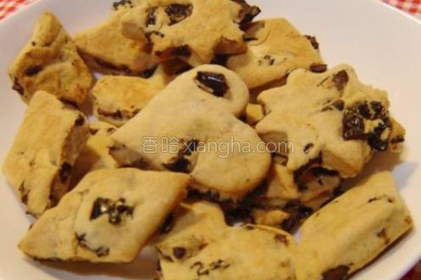 红枣饼干的做法