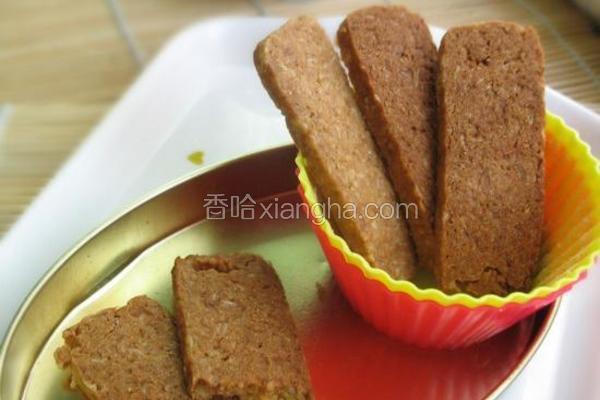 红糖燕麦酥