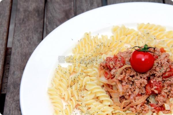 意大利肉酱的做法