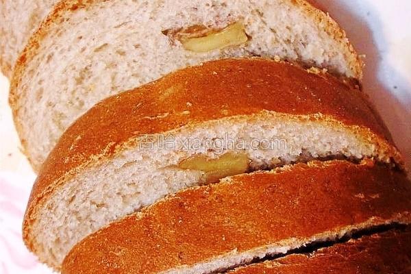 纯素欧式合桃包的做法