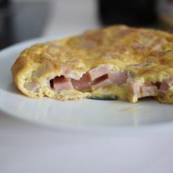 午餐肉煎蛋饼的做法[图]