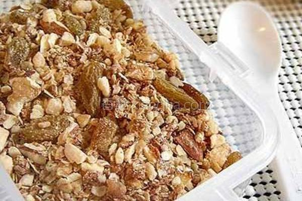 香炒燕麦的做法