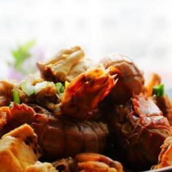 皮皮蝦豆腐煲的做法[圖]