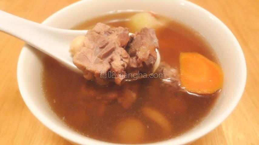 淮山节瓜猪骨汤