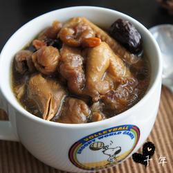 红枣圆肉鸽子汤的做法[图]