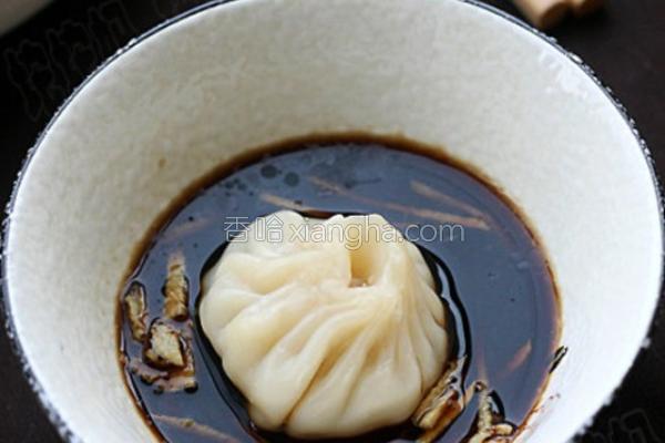 上海小笼汤包的做法