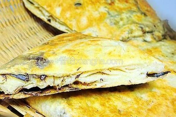 家常蕨菜饼