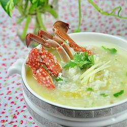 海鲜螃蟹粥的做法[图]