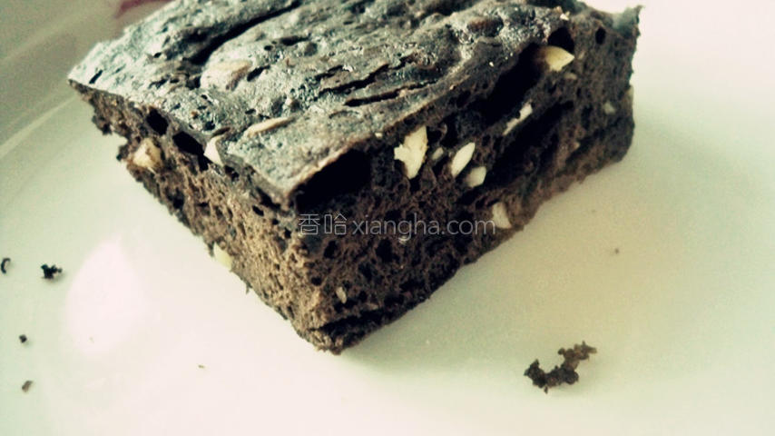 微波巧克力蛋糕