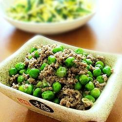 豌豆炒牛肉的做法[圖]