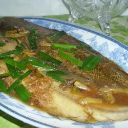 葱姜龙利鱼的做法[图]