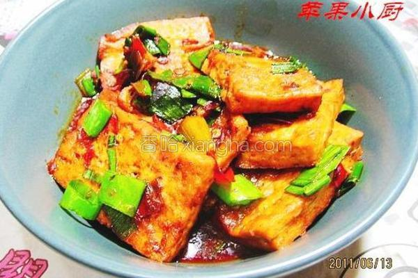 村姑豆腐的做法