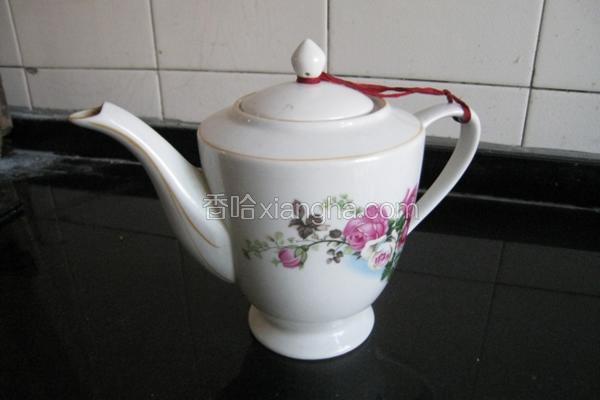 我用茶壶发绿豆芽