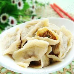 白萝卜牛肉水饺的做法[图]