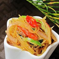 酸辣洋葱土豆丝的做法[图]