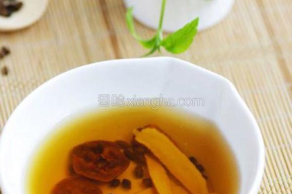 飞燕茶的做法