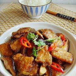 紅燒帶魚的做法[圖]