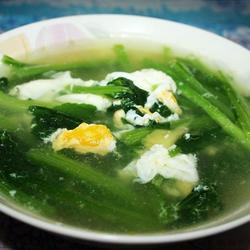 咸蛋芥菜湯的做法[圖]