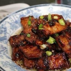豆瓣醬煮五花肉的做法[圖]