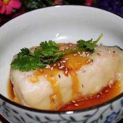 芥末蒸三文魚的做法[圖]