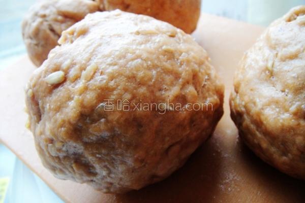 腐乳杂粮馒头的做法
