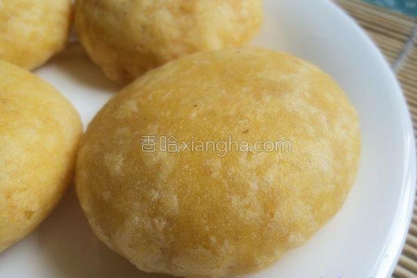 黄金糯米饼的做法