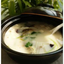 玉竹鱼头豆腐汤的做法[图]