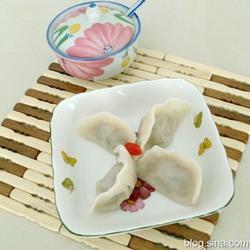 白蘿卜羊肉餡餃子的做法[圖]