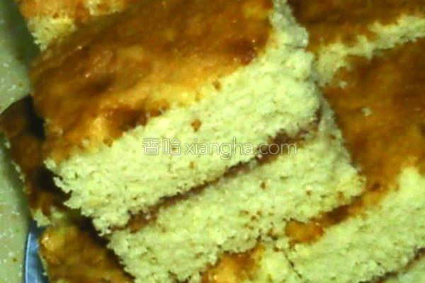 蜂蜜油糕的做法