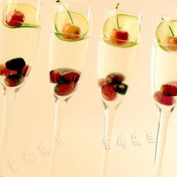 白酒葡萄果凍的做法[圖]