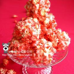 草莓米花球的做法[图]