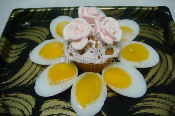 仿真鸡蛋的做法