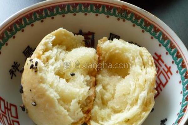 糖酥饼的做法
