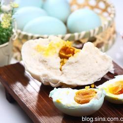 自制五香咸鸭蛋的做法[图]