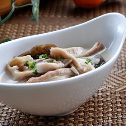 荸荠肚片汤的做法[图]