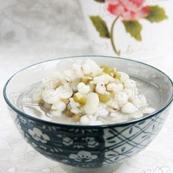 扁豆薏米綠豆粥的做法[圖]
